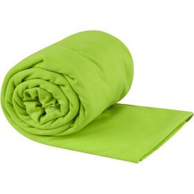 Sea to Summit Pocket Ręcznik XL, zielony